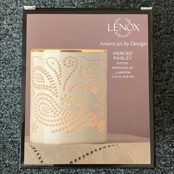 Lenox Votive Candle Holder